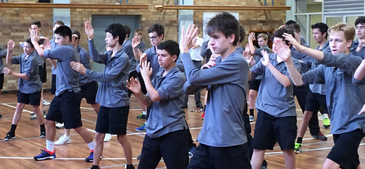 School Student Self Defence and Anti-bullying workshop