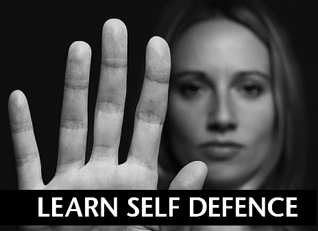 Learn Self Defence