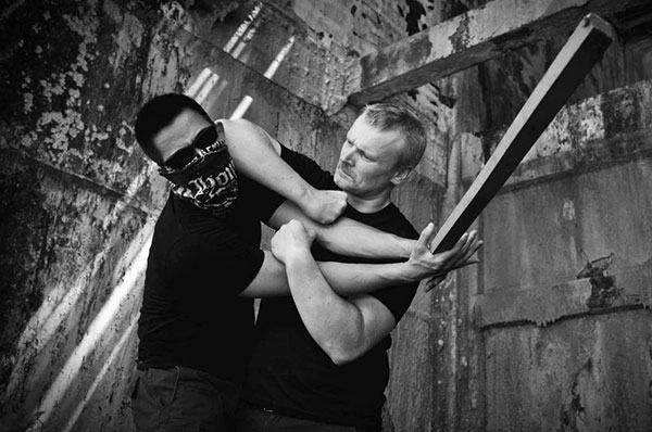 Self Defence Reflex