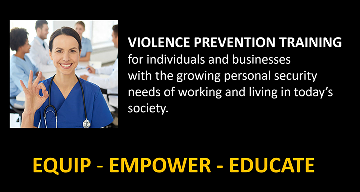 Violence Prevention Training
