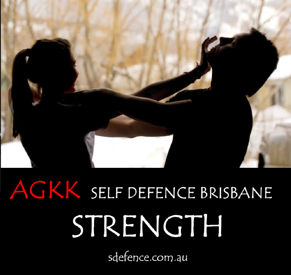 AGKK Self-Defence - Strength