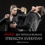 AGKK Self Defence Brisbane - Strength-Everyday