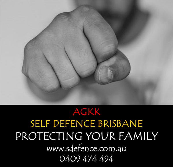 Self Defence Brisbane - Protecting Your Family