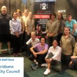 Brisbane City Council - Employee Self Defence Training