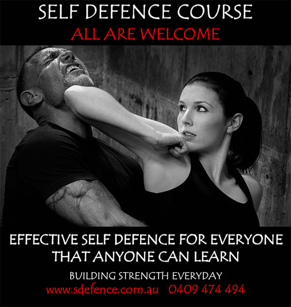 Effective Self-Defence for Everyone