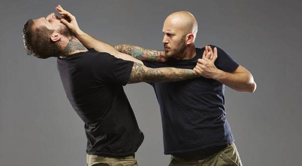 Mens Self Defence Training