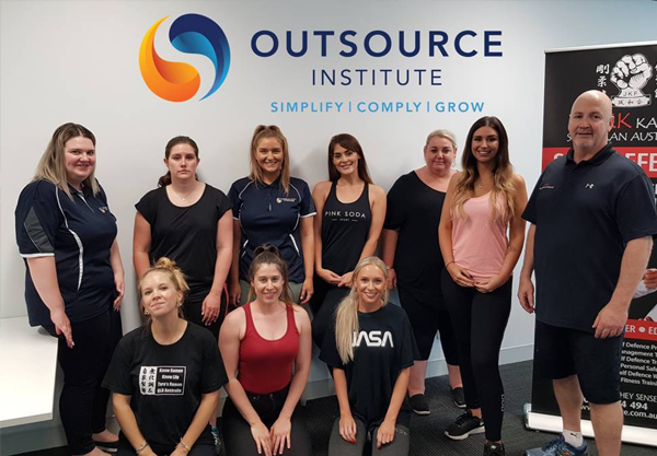 Outsource Institute- Self Defence Training