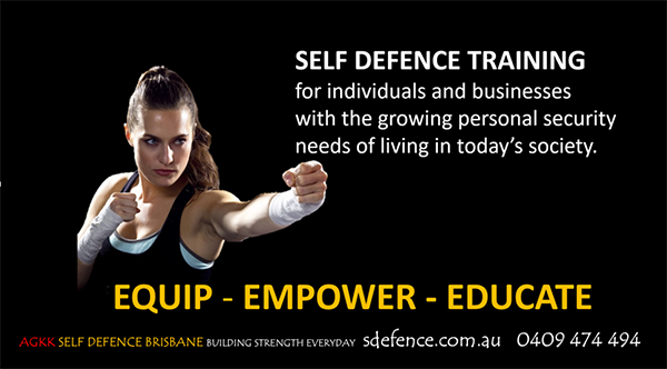 Self Defence Training - Equip - Empower - Educate