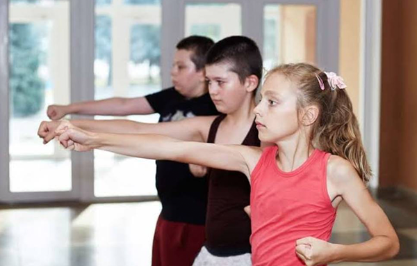 Self Defence Techniques for Families